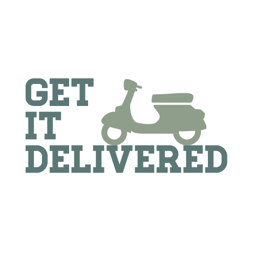 Get it Delivered