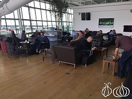 British Airways, Terminal 5, North Lounge
