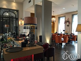 Lunch at The Dominican Hotel Brussels: An Exquisite Experience