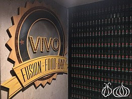 Vivo Fusion Food Bar: Bucharest's Gourmet Burger