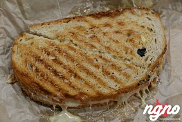 Beecher's New York: Grilled Cheese Sandwiches