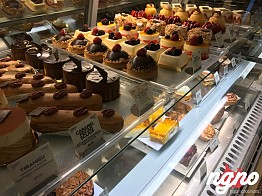 Financier Patisserie New York: Dommage!