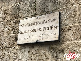 Georges Maalouf: Fresh and Simple Seafood Sandwiches in Batroun