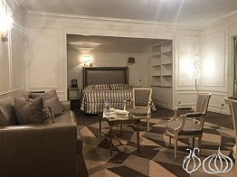 Le Raphaël: A Luxurious Hotel in Paris