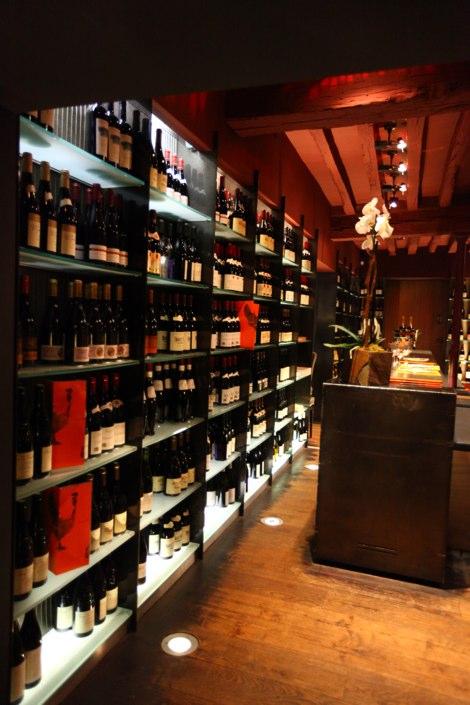 L 39 atelier de joel robuchon paris nogarlicnoonions for Atelier cuisine tours