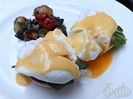 A Happy Moment: Breakfast at Park Hyatt Istanbul