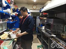 Bada Hwesarang (바다회사랑): The Memorable Sashimi Dinner