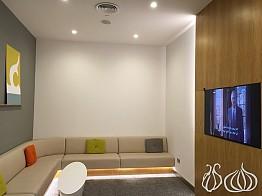 Dubai Terminal 1 Concourse D: Skyteam's New Business Lounge