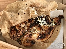 A Comparative Review: Grilled Chicken for Lunch: 4 Places, 1 Winner