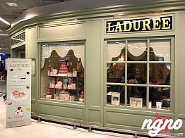 Ladurée: A Fine Breakfast at Orly Airport