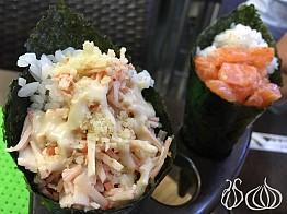 Sai Saki: Fast Food Sushi in Naccache