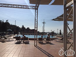 Enjoying a Weekend at The Golden Tulip Lili's Aley