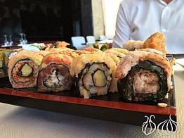Ichiban: Sushi Rolls with a Lebanese Inspiration
