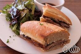 La Boulangerie: The Reuben Sandwich!