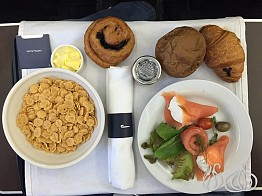 British Airways Business Class from Beirut to London
