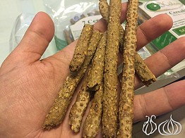 Halsa: Addictive Healthy, Crunchy Thyme Fingers