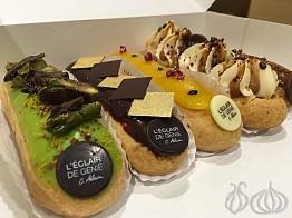L'Eclair de Génie: Paris' Favorite Eclair!