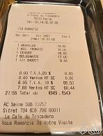 Cafe Trocadero: Touristic But Good