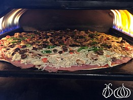 A Must Try: Hasroun's Huge Pizza