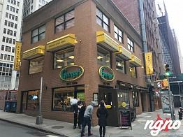 George's New York: American Style Diner Food