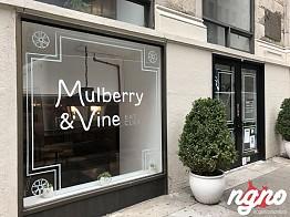 Mulberry & Vine: Good Food, Good Vibes