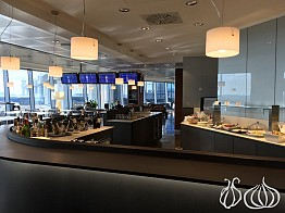 Malpenza Terminal 1, Gates B: The Business Lounge Sala Montale