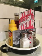 Byron London: A Good Burger if the Bun is Changed