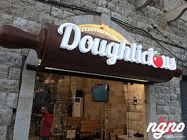 Doughlicious: An American Diner with Italian Influences