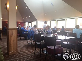 Perthshire Visitors Centre Restaurant, Scotland