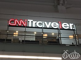 CNN Traveler: A Unique News Experience at the Airport!