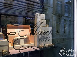 Marchesi 1824: Prada's Luxurious Cafe