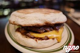 Bill's Bar and Burger: Deceptive Diner Food!