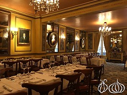 Le Procope: The Oldest Restaurant in Paris