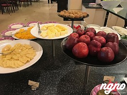 Breakfast at Hotel Le Royal Dbayeh