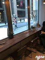 Black Fox Coffee Shop: A Coup de Coeur in New York City