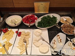 A Luxurious Breakfast at The Principe de Savoia