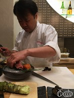 Mitsu-Ya: Head to Head with the Chef - The Omakase Experience