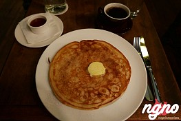 The Breslin: Is this a Breakfast Place? Seriously!