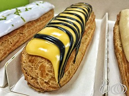 French Revolution: The Mouthwatering Eclairs of Bucharest