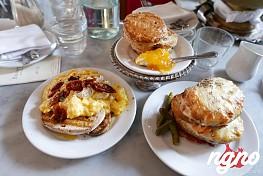 Buvette: Breakfast Ecstasy in New York