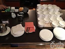 Breakfast at the Coex Intercontinental Hotel, Seoul