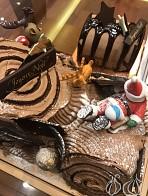 A Comparative Review: Bûche de Noël, 4 Pastry Shops, 1 Winner!