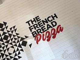 Goji: Pizza on French Bread