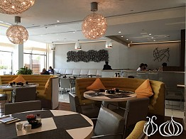 A Recommended Breakfast: Radisson Blu Kuwait