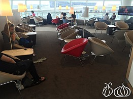 Air France Business Lounge at JFK Terminal 1