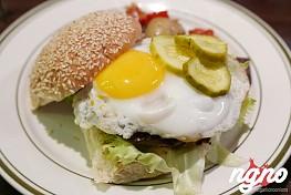 Bill's Bar & Burger: American Diner Breakfast