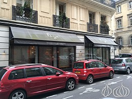L de Liza Paris: Fast Lebanese Sandwiches, Maybe Too Fast...