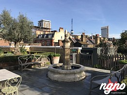 Ham Yard; I Found my Home in London... An Outstanding Hotel!