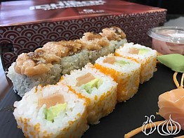 A Comparative Review: Sushi for Lunch, 3 Places, 1 Winner!