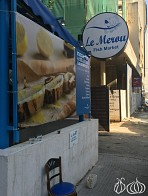 Le Merou: The Tastiest Fish Sandwiches in Town